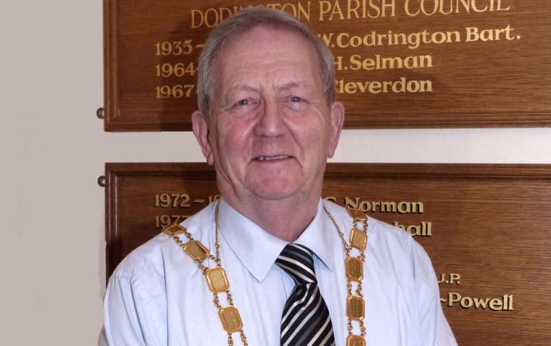 Cllr David Lane (Chairman of the Council)