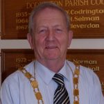 Cllr David Lane, Chairman of Dodington Parish Council